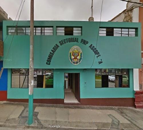 Comisaria PNP Sectorial Ascope