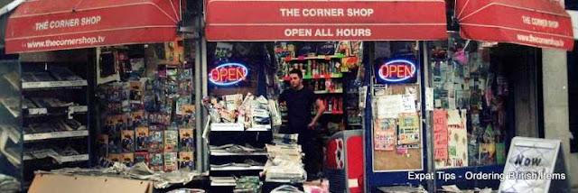 The humble British corner shop. The source of so much happiness and convenience.