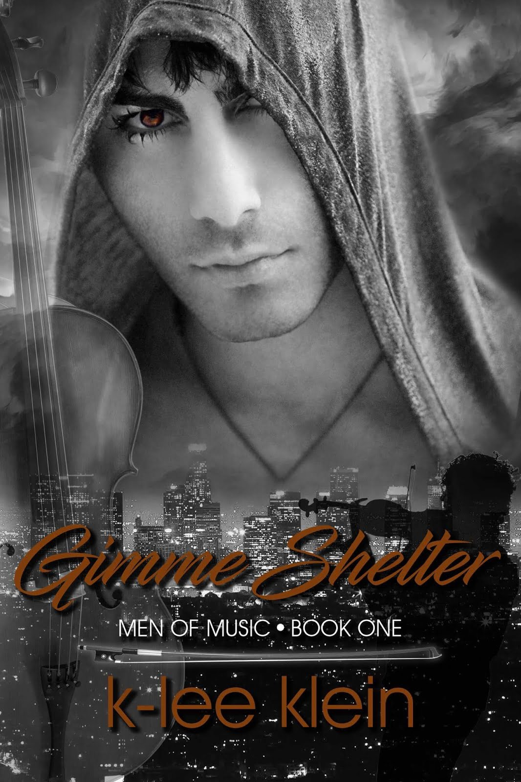 Gimme Shelter (Men of Music 1)