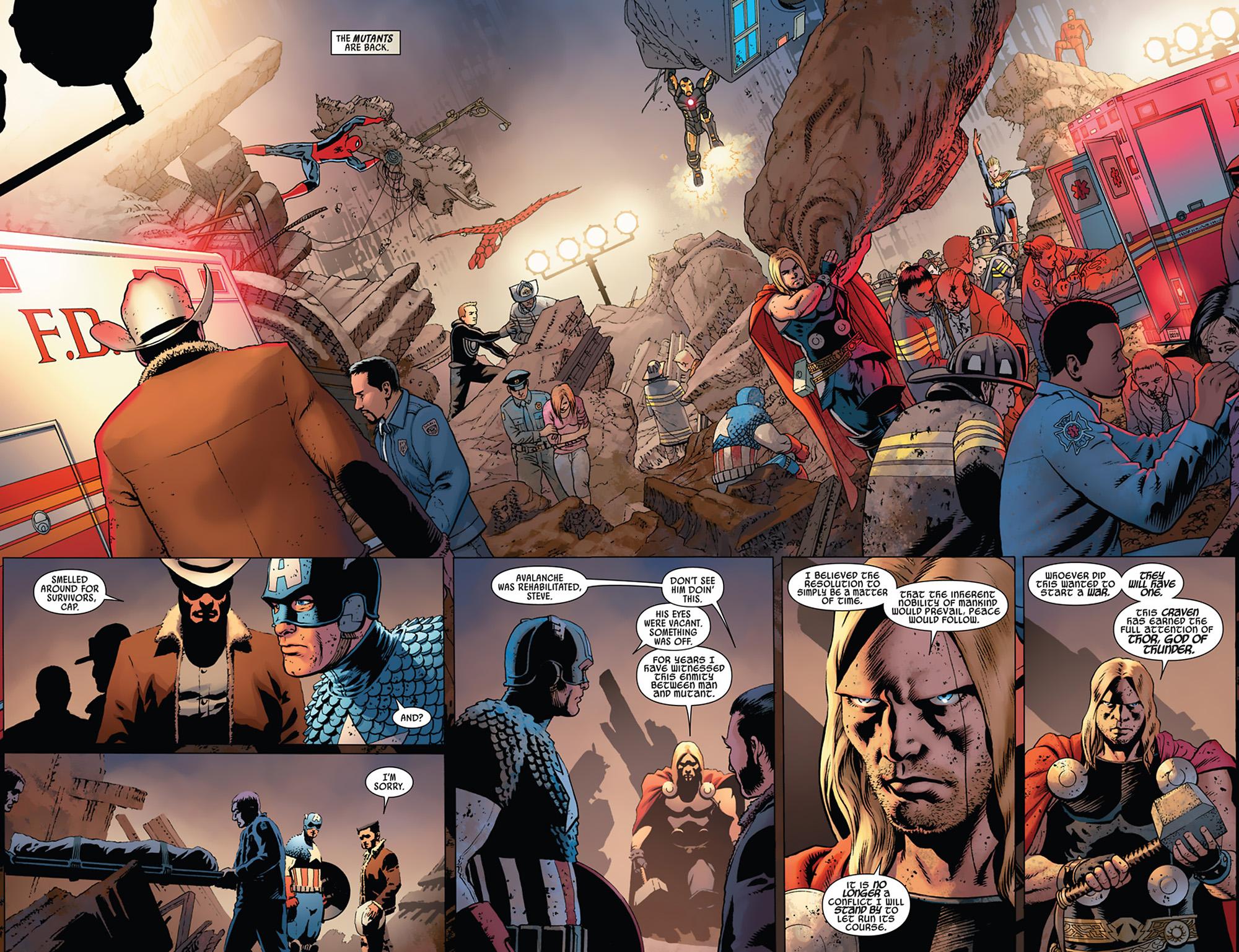 Read online Uncanny Avengers (2012) comic -  Issue #2 - 4