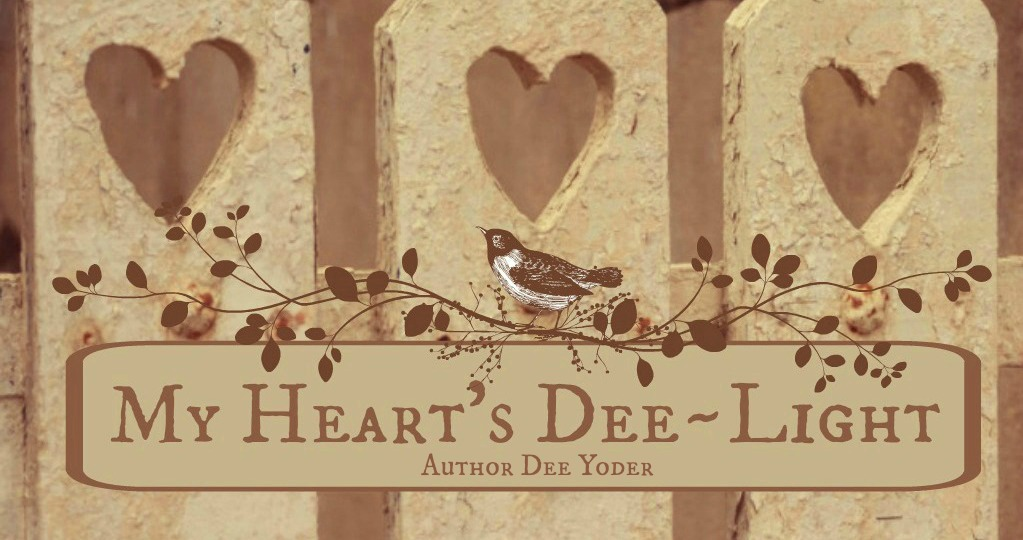 My Heart's Dee~Light: The Amish and Bed Courtship