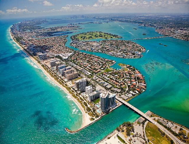 Bal Harbour Beach em Miami