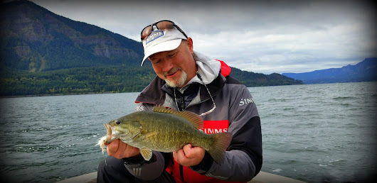 Columbia River Smallies - 2016