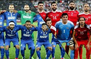 موعد مباراة سوريا والكويت الودية اليوم الثلاثاء 20-11-2018 على أرضية ملعب نادي الكاظمية الكويتي