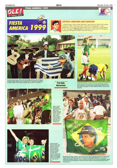 FIESTA AMERICA 1999