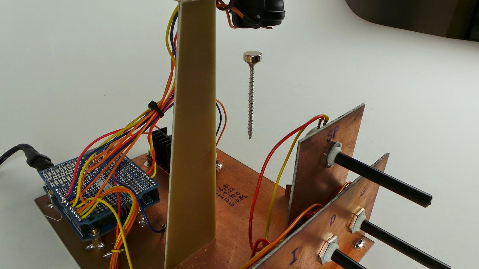 Dzl's Evil Genius Lair: Magnetic levitation