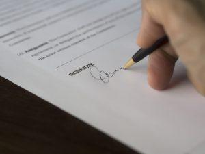 Você sabe o que sua assinatura revela sobre você?
