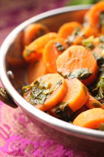 recette avec feuilles de fenugrec