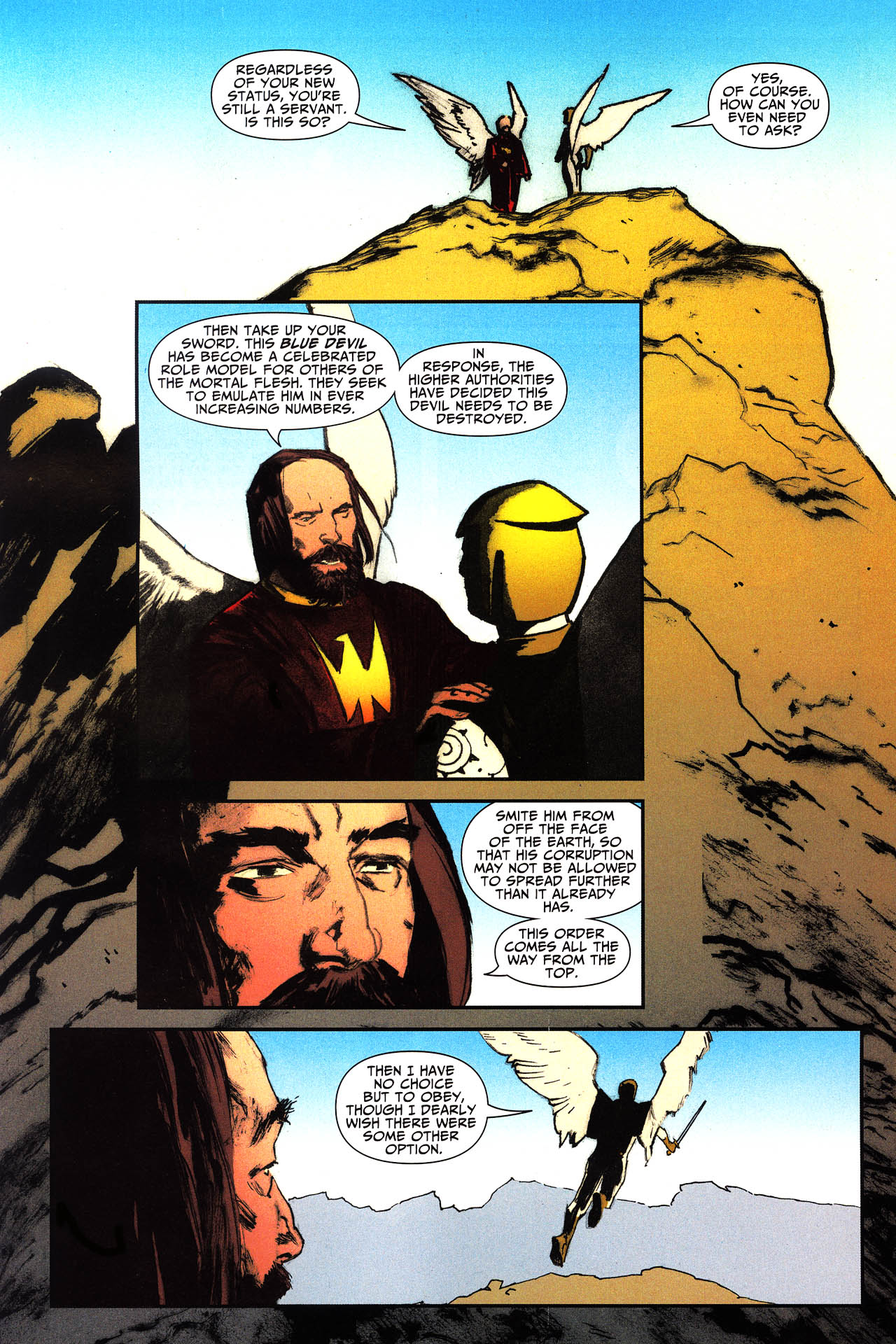 Read online Shadowpact comic -  Issue #13 - 22