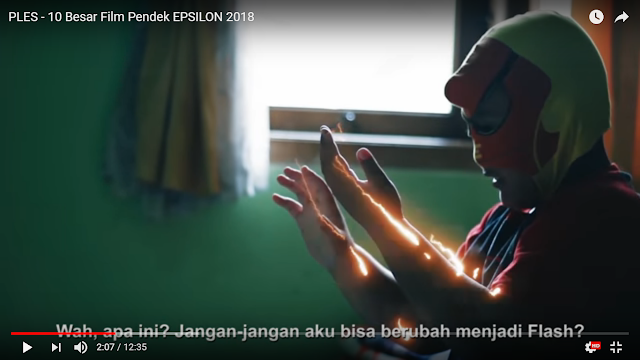 PLES, Film Action Edukatif Karya Guru Seni Budaya Asal Wonogiri
