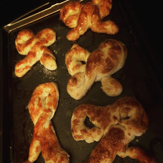 homemade pretzels ruined my Glucose Reading that day