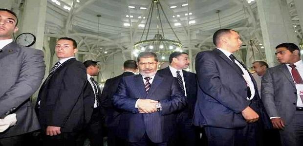 يسرى فودة ردا على الاخوان :مرسى لم يكن رئيسًا لكل المصريين.
