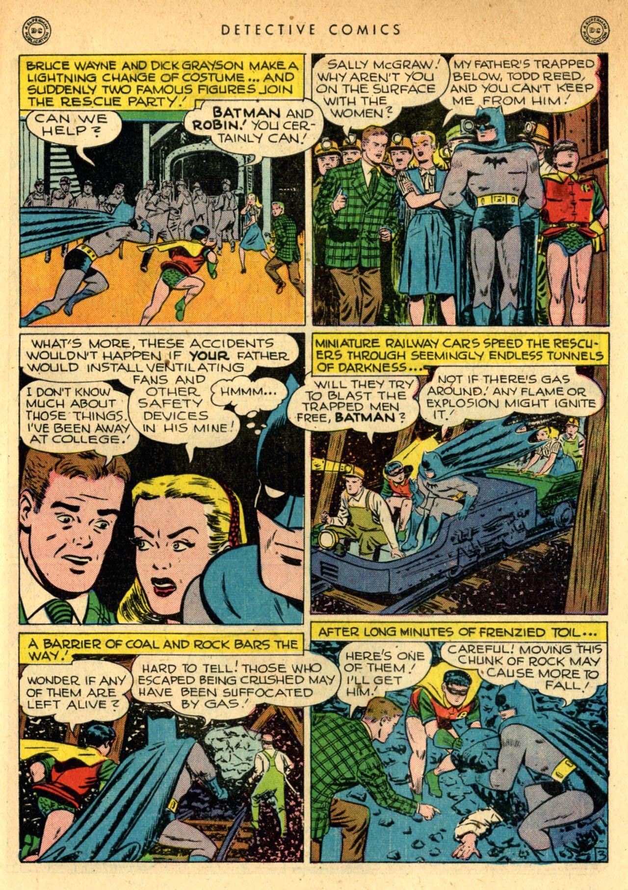 Read online Detective Comics (1937) comic -  Issue #111 - 5