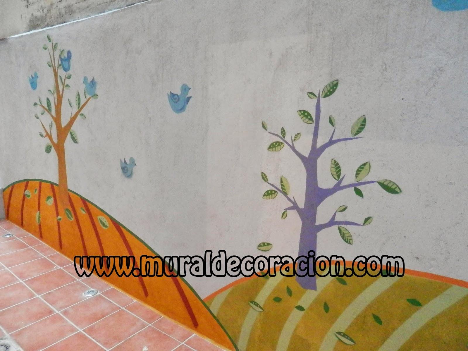Murales infantiles - Decoracion en espana ...