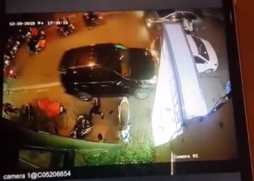 Full clip: Vụ tại nạn nữ tài xế Lexus gây tai nạn liên hoàn