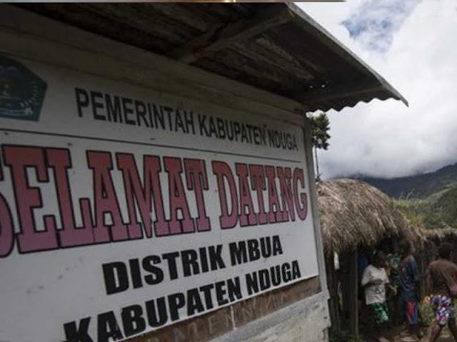 TNI dan Polri akan Bangun 4 Pos Keamanan di Nduga