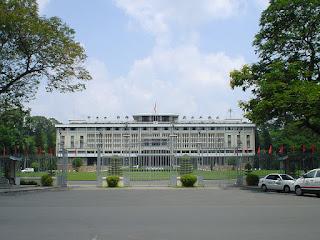 Il Palazzo della Riunificazione Saigon