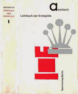 Tomo I del libro de Lehrbuch der Endspiele de Iuri Averbach