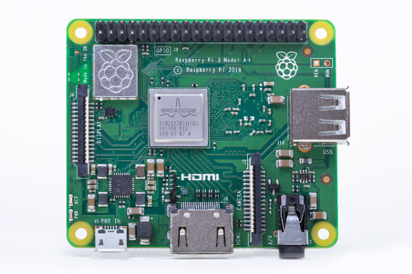Raspberry Pi 3 Model A+ with 1.4GHz 64-bit quad-core CPU, 512MB RAM, Bluetooth 4.2 and Dual-band WLAN goes official