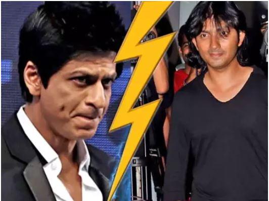शाहरुख खान और शिरीष कुंद्रा