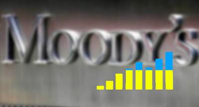 Агентство Moody's підвищило кредитний рейтинг України