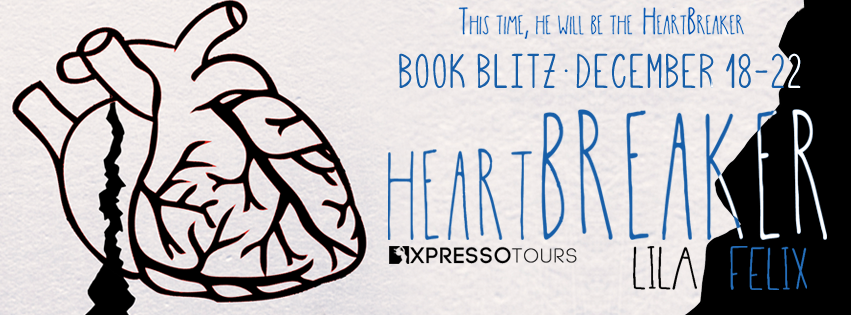 Heart Breaker Book Blitz