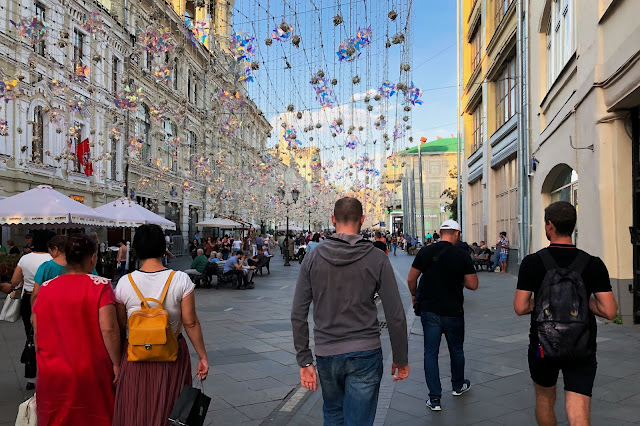 Никольская улица | Nikolskaya ulitsa