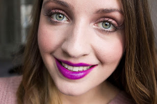 Lip Paint Matte L'Oréal Wuthering Purple
