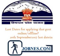 Himachal pardesh Directorate Higher Education Teacher Recruitment 2017 for 1191 various posts  apply online here