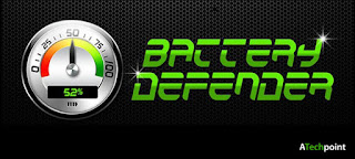 4. Battery Defender –  Android Battery Saving App