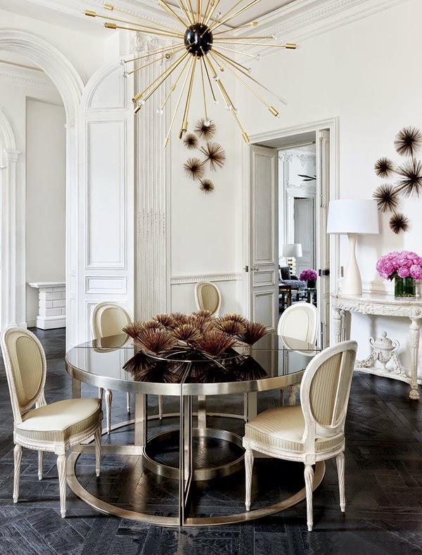 Interiors Lauren Santo Domingo S Paris Apartment