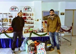 Προσέφερε είδη ρουχισμού και παιχνίδια στο Παιδικό Χωριό SOS στο Φίλυρο ο ΑΣ Αστέρες