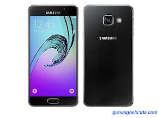 Cara Flashing Samsung Galaxy A7 2016 SM-A710F Via Odin