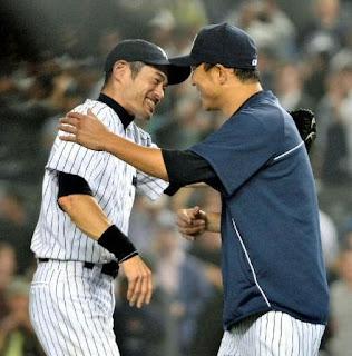 ヤンキース イチロー 黒田博樹