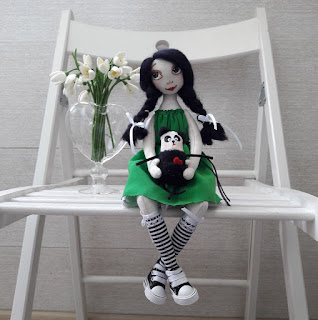 Кукла от Аиды