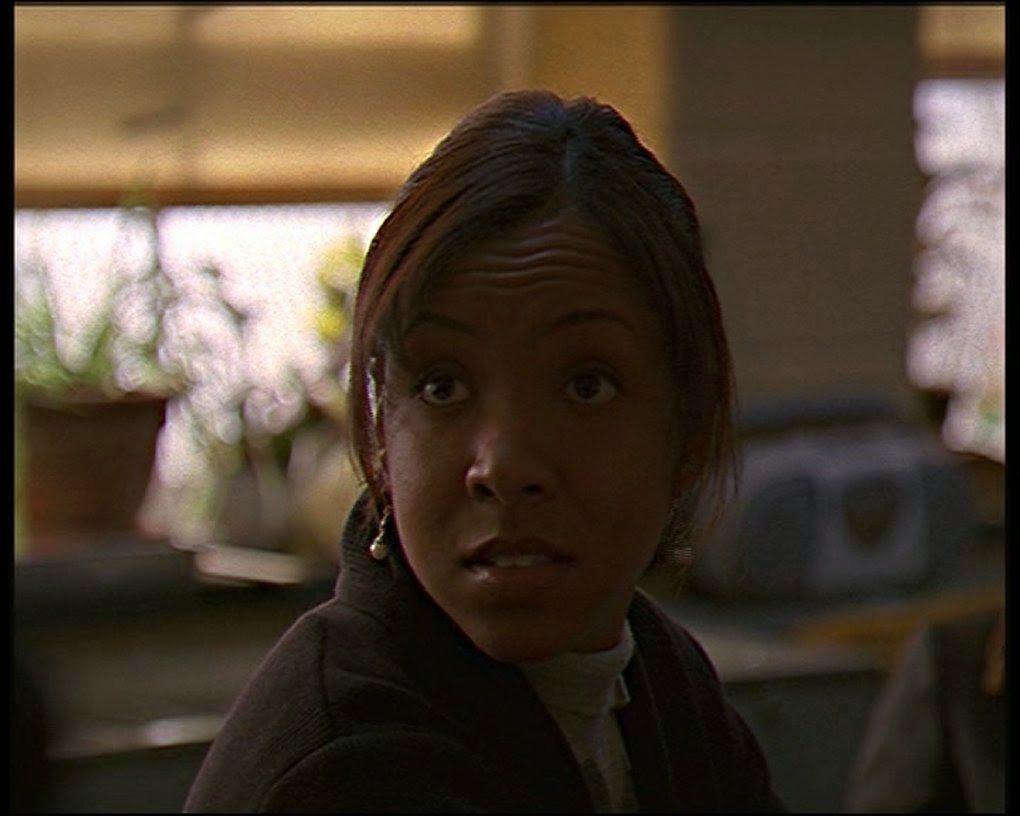 Stacie Davis The Wire