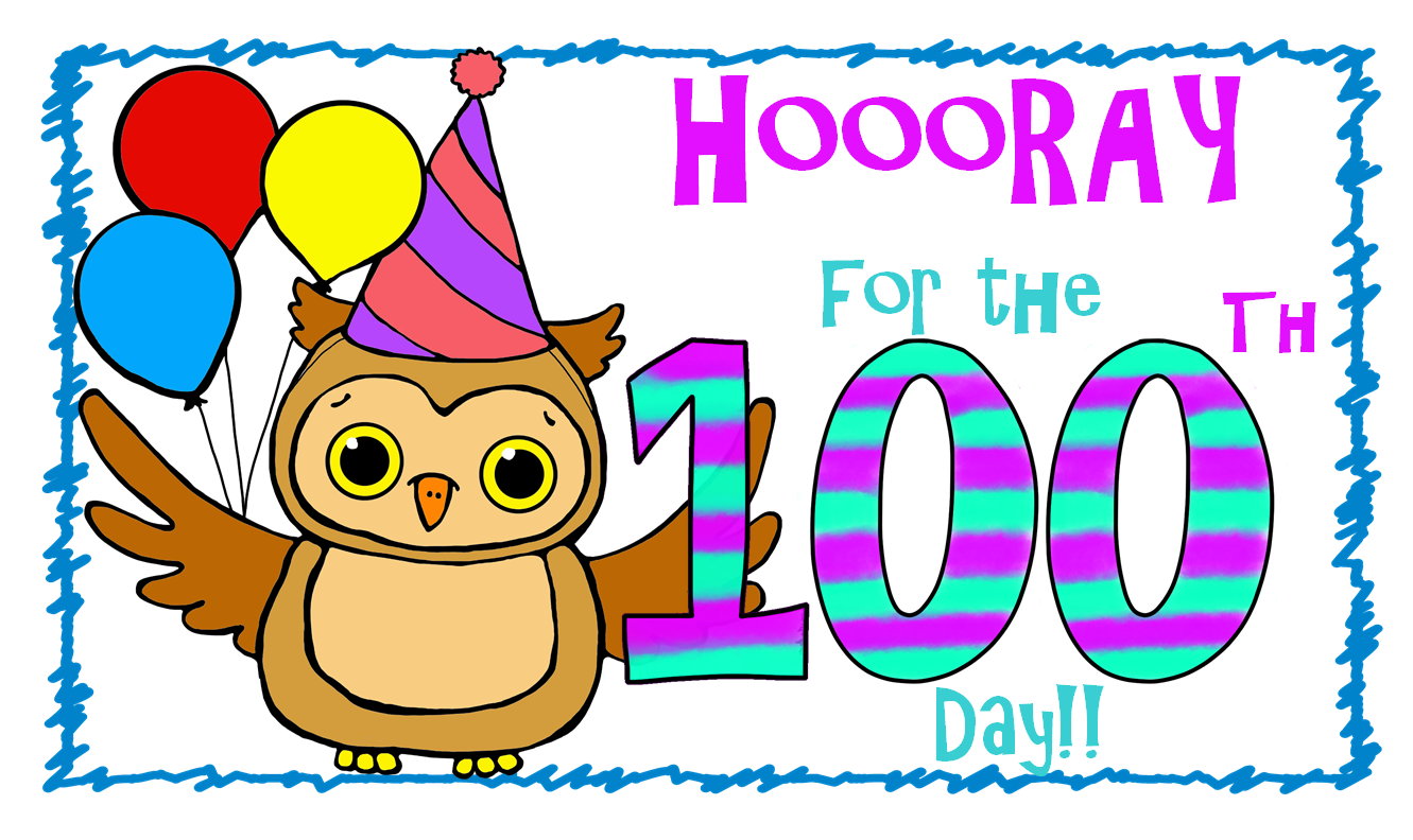 The Primary Treehouse Hooo Ray For The 100th Day