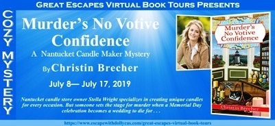 Upcoming Blog Tour 7/14/19