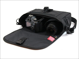 Manhattan Portage Gracie Camera Bag8