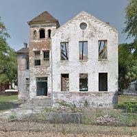2011 Google Street View photo of St. Benedict the Moor School
