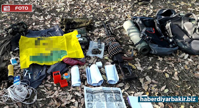 DİYARBAKIR-Diyarbakır Valiliği tarafından yapılan açıklamada, Lice kırsalında PKK'ye yönelik operasyonlarda bir PKK'linin öldürüldüğü belirtildi.