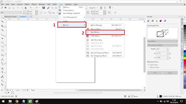 Cara membuat kalender dengan coreldraw dijamin anda bakal menjadi desainer calendar keren Cara Membuat Kalender 2019 Keren Di CorelDRAW Semua Versi dengan Mudah