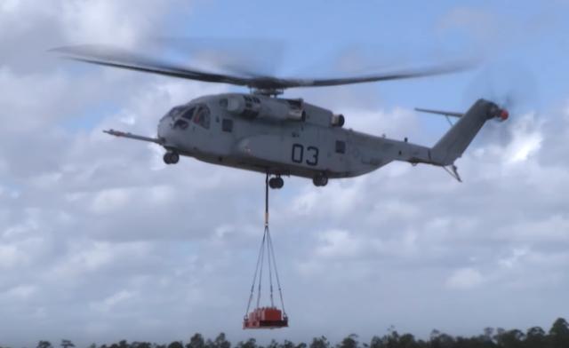 「CH-53K marks heavy-lift milestone」的圖片搜尋結果