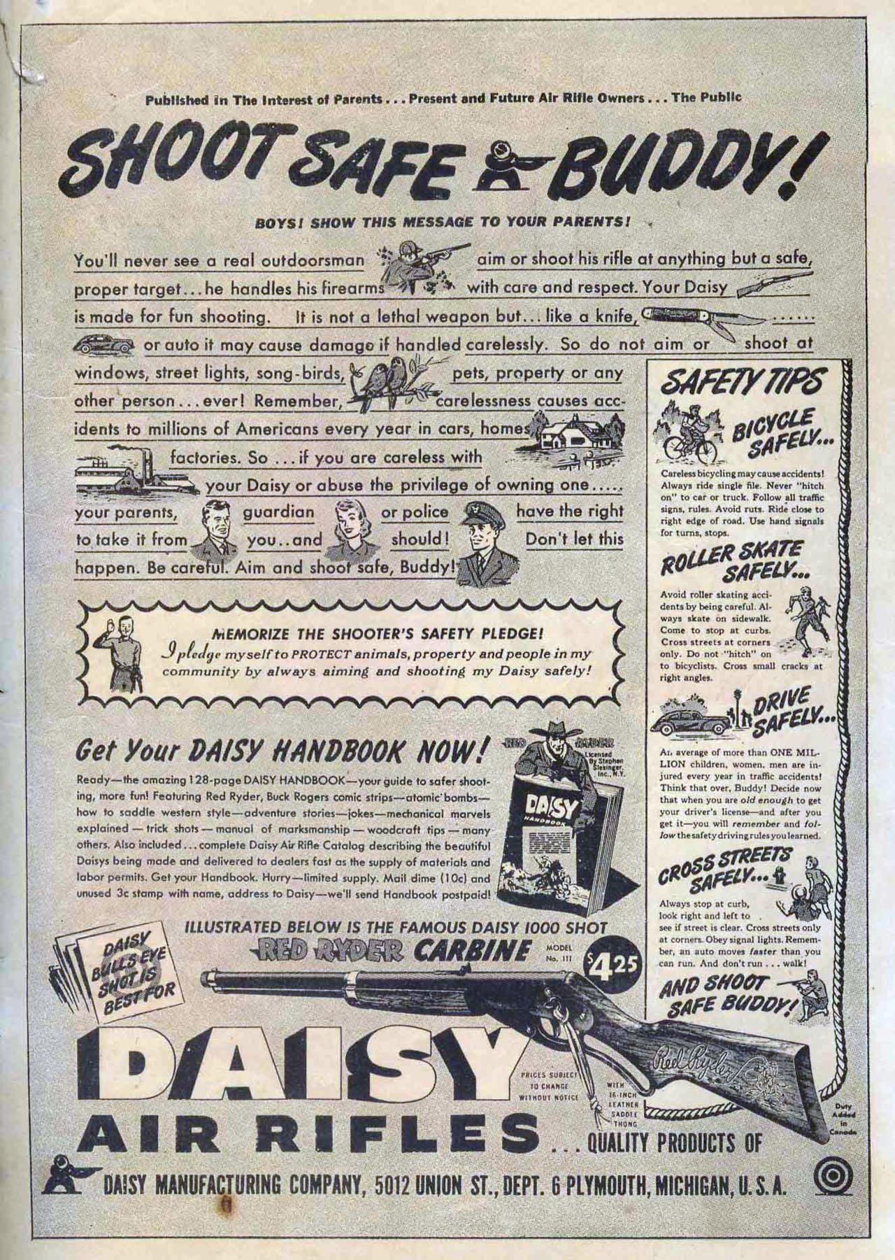 Read online Detective Comics (1937) comic -  Issue #118 - 51