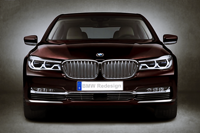 BMW M760Li V12 Excellence: Restraint with 600 HP