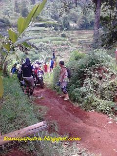 Jejak Pertama Offroad Di Cianjur