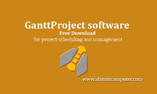 GanttProject software download for project scheduling and management