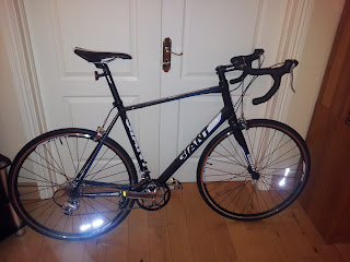 Stolen Bicycle - Giant Defy 5