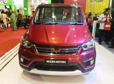 Harga Wuling Confero Bekasi 2018