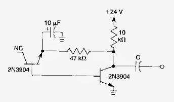 white noise generator circuit diagram. Black Bedroom Furniture Sets. Home Design Ideas